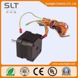 Mini motor de escalonamiento híbrido eléctrico del motor de la C.C.