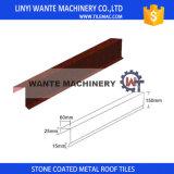 Steinchip-überzogene Metallroofers-Fliese, überzogene Aluminiumdach-Steinfliesen
