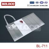 ステンレス鋼の台所の流し(BL-711)
