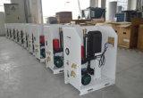 Huis die 60deg c Dhw sparen 80% Macht Cop5.32 220V 5kw 260L gebruiken, 7kw 300L, 9kw Verwarmer van de Lucht van de Warmtepomp van de Lucht van Tankless de Gespleten Hybride Zonne