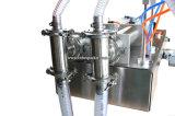 Máquina de enchimento pneumática do gelado de aço inoxidável Semi-Auto