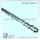 Nuovo 38crmoala Plastic Extruder Single Screw e Barrel