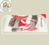 Дешевая пластичная щетка масла краски щетки юбки сусали ручки 3PC