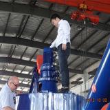 Línea que se lava de la alta calidad para el reciclaje de las escamas del plástico