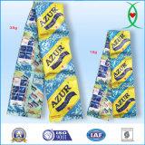 Poudre à laver détergente de blanchisserie de marque de propriétaire (15g, 35g)