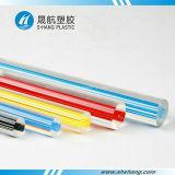 Покрашенная акриловая ручка PMMA с изготовленный на заказ размером