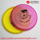 20cm Small Round Shape Dog Pattern Colorful Ultimate Frisbee