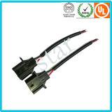 Montaje del arnés del cable del alambre ligero impermeable del moldeado del automóvil