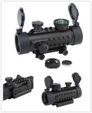 전술상 Hunting 20mm Rails 1X30 Red와 Green DOT Sight