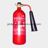 Konvexer unterer legierter Stahl CO2 Feuerlöscher des Hochdruck-5kg (Zylinder: EN1964-1)