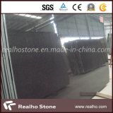 Natural popular Black White Granite Slab para Floor/Wall