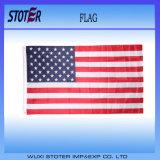 Национальный флаг 100% промотирования печатание полиэфира изготовленный на заказ