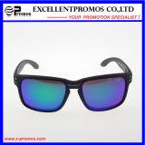 Venda nova da parte superior da forma dos óculos de sol 2015 coloridos da promoção (EP-G58401)