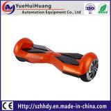O melhor vendedor Hoverboard elétrico com 6.5 polegadas de pneumático & luz & Bluetooth do diodo emissor de luz