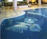Mosaico misto di cristallo per la stanza da bagno/piscina