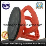 L'aspiration en verre d'ABS simple de tasses met en forme de tasse le poussoir Wt-3801