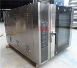 Four de boulangerie automatique de convection de plateaux de la haute performance 5 (ZMR-5M)