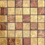 Goldenes Glaskunst-Mosaik (VMW3105)