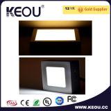 De la CA 100-240V LED del techo luz abajo producida por el Ra 80 del fabricante ISO9001