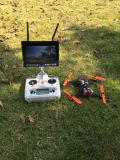 "Skysight New Product RC708 40CH 7 "" HDMI Fpv Monitor e Diversity Rx Compatible con Fatshark, Immersion RC, Boscam"