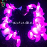 Luz decorativa da estrela da corda do diodo emissor de luz da luz do Natal 2016 novo