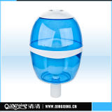 Легкий и портативный серебряный пластичный очиститель бутылки питьевой воды