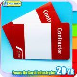 13.56MHz Smart Card classico senza contatto 1K di HF MIFARE per parcheggio dell'automobile