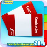 Smart card 1K clássico do costume MIFARE com Hico Magstripe