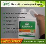 Enduit imperméable à l'eau nano en caoutchouc de silicones de la vente 2016 chaude pour la construction