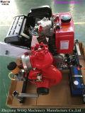 Bomba de presión del agua del equipo de marina que pinta (con vaporizador)