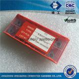 Вставки Wcmx 06t30837 карбида вольфрама Indexable