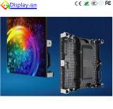 Pantalla de visualización de interior caliente de LED del alquiler de la venta P4.81