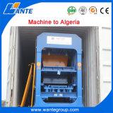 Vollautomatische Maschinen-Zeile des Block-Qt4-15, Betonstein-Maschinen-Zeile