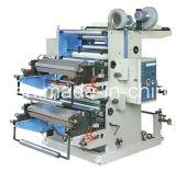 2 Machine van de Druk van het Document van het Voedsel van kleuren Flexographic