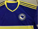 La Bosnia-Erzegovina Jersey domestica Euro2016