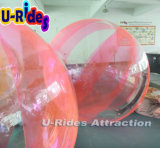 Boules de marche de l'eau multicolore de PVC dans 2m