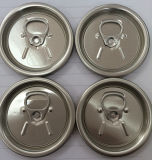フィージー200/50mm Eoe Lids Aluminum Easy Open End Company