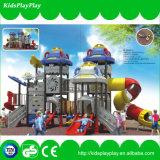 Apparatuur van de Speelplaats van de Kinderen van het Thema van het ruimteSchip de Openlucht (KP1512260)