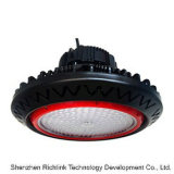 UFO LED High Bay Light 100W/150W/200W Factory 또는 Warehouse Lighting