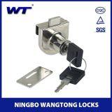 Fechamento de porta de vidro de Frameless da liga do zinco da alta qualidade de Wangtong