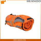 Kundenspezifische Qualitäts-Baumwolle, die Schlafsäcke für Erwachsenen wandernd kampiert
