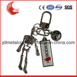 Cheap Price Custom High quality Jewelry Promotionnel Keyring