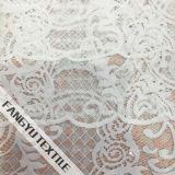 Высокая ткань шнурка Qaulity цветастая Nylon для платья