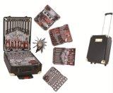 комплект вагонетки инструмента 186PCS Kraftwelle Германии, инструменты используемые для инструмента автомобиля мастерской