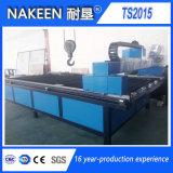 Máquina de estaca do plasma do CNC do modelo da tabela da folha de metal