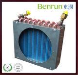 Evaporador hidrofílico de la aleta de Alumimun para la refrigeración