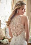 Vestido de casamento frisado deVenda novo da noiva 2016, personalizado