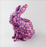 [توب قوليتي] [كين كلّكتور] عصريّة تصميم أرنب [بيغّي بنك]