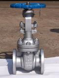 API600 주철강은 게이트 밸브 플랜지를 붙였다