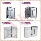 Aço inoxidável 304 SSS 5mm dobradiça do banheiro de 90 graus (GSH-002)